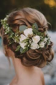 bridal hair flowers best 25 bridal hair flowers ideas on bridesmaid hair