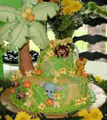 Safari Baby Shower Centerpiece by Baby Shower Food Ideas Baby Shower Centerpiece Ideas Safari Theme