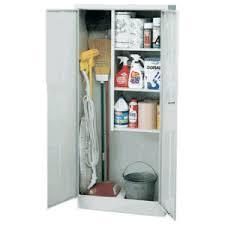 put your broom closet in the garage