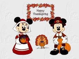 thanksgiving clipart mickey pencil and in color thanksgiving
