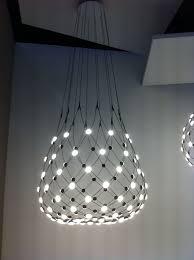 luceplan mesh light by francisco gomez paz at euroluce 2015 milan
