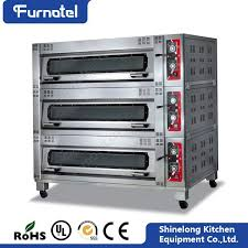 Commercial Toaster Oven For Sale Good Price Commercial Restaurant Gas Electric Baking Ovens 3 Deck