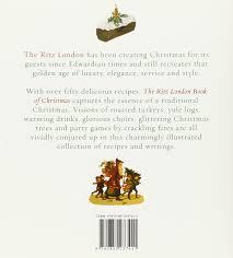 the london ritz book of christmas jennie reekie 9780852237441