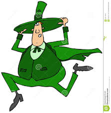 running leprechaun clipart clipart collection clipart of a
