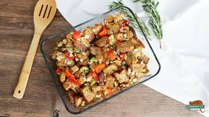 homemade stuffing for thanksgiving quick u0026 easy stuffing recipe for thanksgiving alvarado street