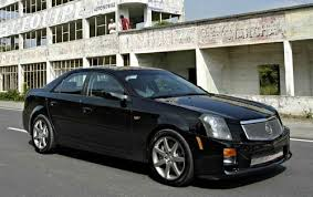 cadillac cts vs used 2005 cadillac cts v for sale pricing features edmunds