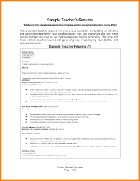 Sample Resume Objectives For Esl Teachers by Sample Efl Teaching Resume