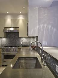 kitchen backsplash sheets brushed metallic mosaic tiles stainless steel kitchen backsplash 9102
