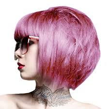 Pink Colour by Crazy Color Semi Permanent Marshmallow Pink Colour Hair Dye 100ml