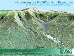 National Map Viewer U S Geological Survey National Hydrography Dataset