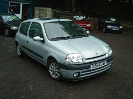 renault clio 2000 view of renault clio 1 4 photos video features and tuning