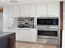 sliding door kitchen cupboards under cabinet appliance garage