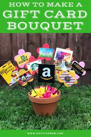 best 25 gift card bouquet ideas on pinterest gift card basket