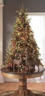 woodland tree tree decorating ideas