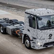 electric truck for sale mercedes electric truck to challenge tesla bigwheels my