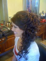 prom hairstyles with prom hairstyles super cute wedding side swept