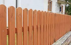 Types Of Garden Fences - secure garden fencing in woking