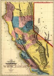 Joseph Oregon Map by California Gold Map
