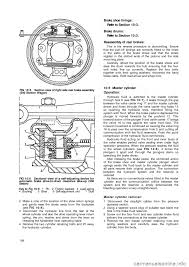 brakes fiat 500 1966 1 g workshop manual