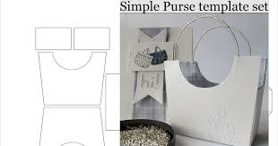 michelle u0027s adventures with digital creations mels simple purse