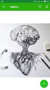 cool art drawing ideas android apps on google play