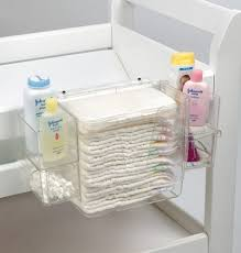 Changing Table Accessories Best 25 Changing Table Organization Ideas On Pinterest Nursery