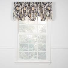 waverly donnington box pleat window valance valances at hayneedle