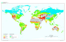 World Map Of Deserts Desertcorp Turning Deserts Into Productive Economic Zones
