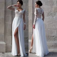 wedding dress not white white wedding dresses sleeves wedding gown lace wedding gowns