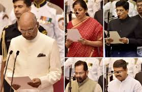 State Of The Union Cabinet Member Not Attending Cabinet Reshuffle Nirmala Sitharaman Is Defence Minister Piyush