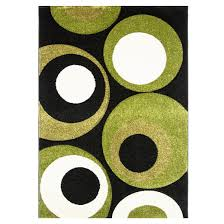 lime green area rug rugs decoration