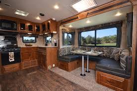 Camper Trailer Interior Ideas Luxury Travel Trailers Our Top 6 Picks