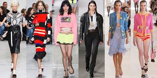 fashion trends 2017 spring 2017 fashion trends from nyfw spring 2017 runway fashion trends