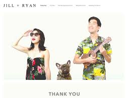 wedding websites search squarespace wedding website exles isure search