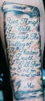psalm 23 que la historia me juzgue