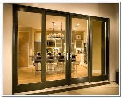 4 Panel Sliding Patio Doors Idea 4 Panel Sliding Patio Doors For Doors Extraordinary Sliding