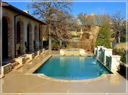 Backyard Pool Design Home Design Gallery - Great backyard pool designs
