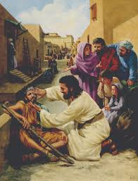 Jesus Healed The Blind Man New Testament 2 Lesson 13 Jesus Heals A Blind Man Seeds Of