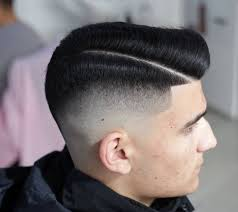 skin fade comb over hairstyle 22 ultimate comb over haircuts hairstyles guy s 2018