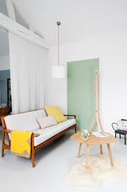 French Industrial Bedroom The Power Of Colors In A French Loft Artkraft Loftdesign