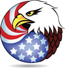Eagle And Flag Tattoos Pictures Of Eagles With American Flag Free Download Clip Art
