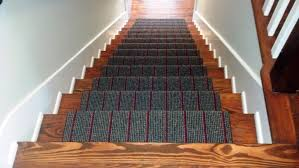 hardwood stairs with carpet runner carpet runner for stairs to