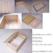 pet caskets knockdown wooden pet coffin pet casket 10 30 wood projects