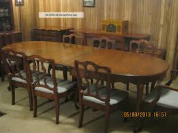 dixon powdermaker vintage dining room set antique and also table