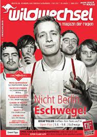 Flohmarkt Bad Wildungen Wildwechsel 06 2015 Süd Ausgabe By Wildwechsel Das Magazin Der