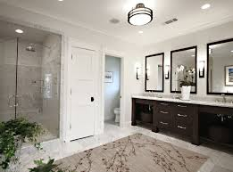 Trim For Mirrors In Bathroom Home Dynamix Rugs With Traditional Bathroom And Sconce Bathroom