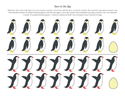 penguin printables pack gift of curiosity