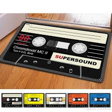 doormat funny cool funny personalize magnetic tape shape doormat outdoor indoor