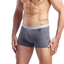 nanjiren mens boxer shorts hemp cotton breathable boxer briefs