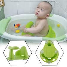 siège de bain pour bébé siège de bain fauteuil de bain pliable pour bébé vert